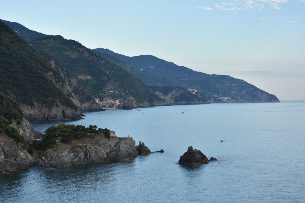 View from Monterosso