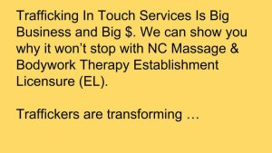 slideshow did you know trafficking in touch services is big business