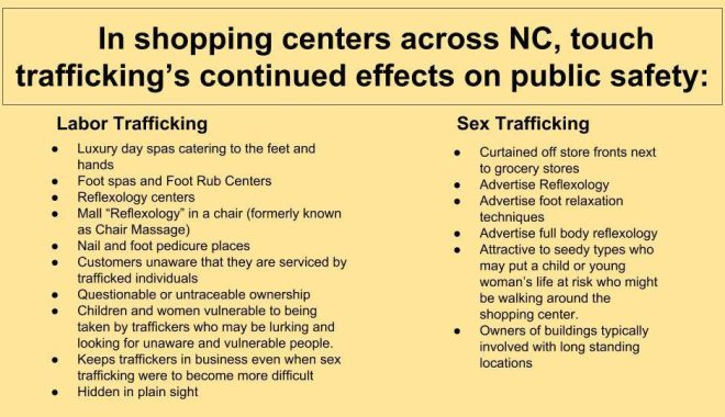 slideshow trafficking closer than you think NC
