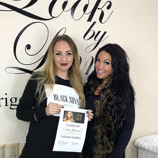 Grattis till certifieringen Erika beautybarerika som nu klarat sitt slutprovhellip