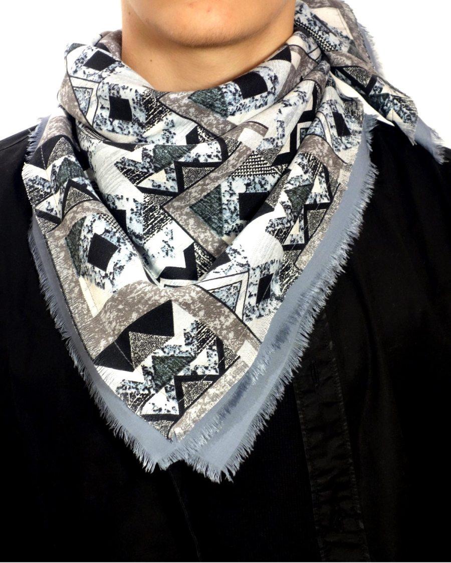 pañuelos cuello hombre