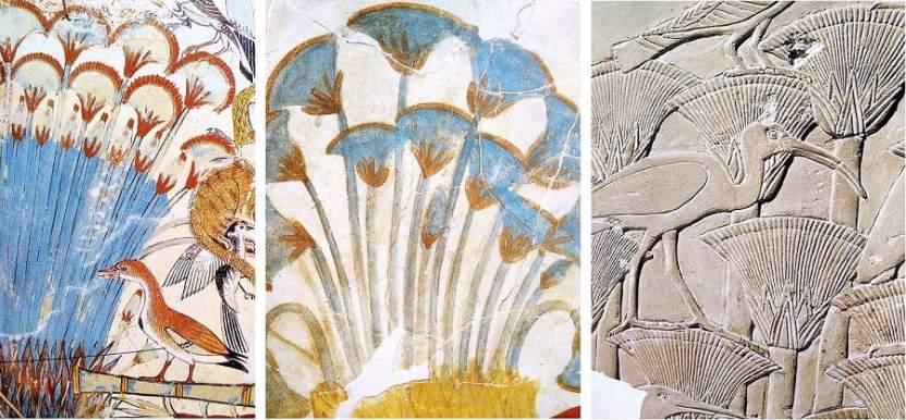 influencia de egipto en el art déco