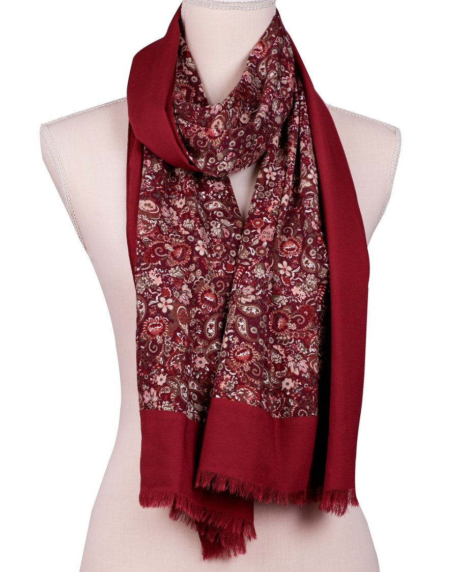 luxury scarf for woman