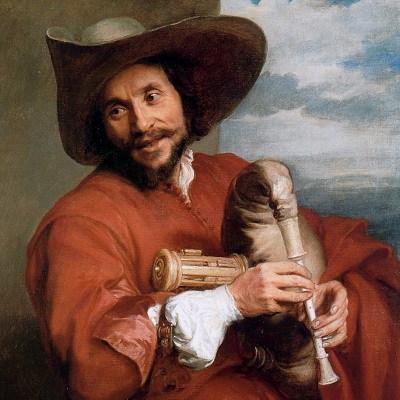 sombrero ala ancha en el siglo XVII