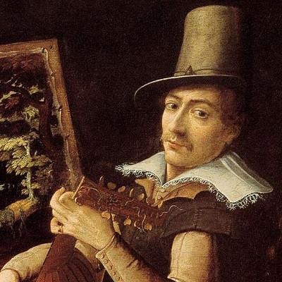 sombrero copa alta en indumentaria del s.XVII