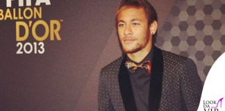 Neymar Pallone D'Oro total Dolce&Gabbana