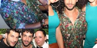 Villa Paraiso Termoli Jonas Berami camicia Zara