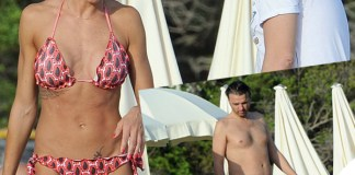 Maddalena Corvaglia bikini Paris Papaia Roberto Fantauzzi