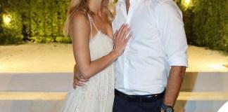 matrimonio Ezra Refaeli Bar Refaeli abito Chloe 2