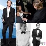 Brad Pitt testimonial di Brioni e Jennifer Aniston