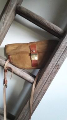 Jaeger mini satchel, an Autumn favourite