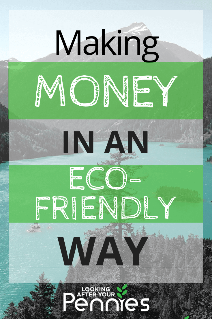 Making Money in an Eco-friendly Way