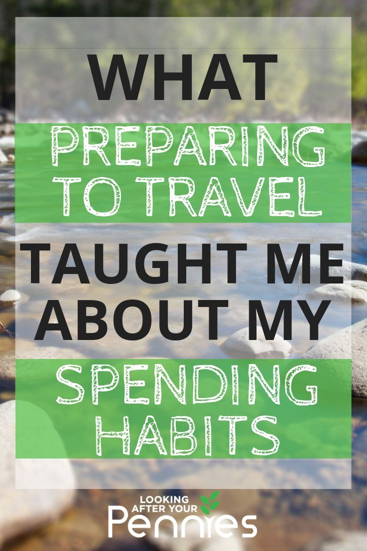 travel spending habits