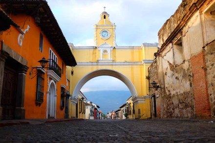 antigualooking around guatemala