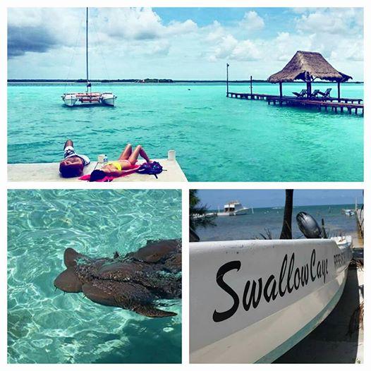 Snorkeling em Caye Caulker