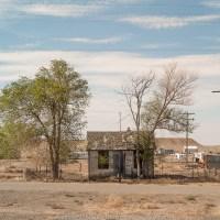 Almost Ghost Town: Thompson Springs, Utah