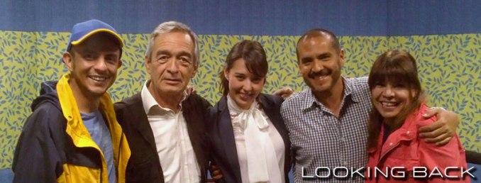 Fernando Becerril y Jimena Saltiel.