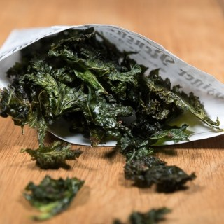 Crispy Kale Chips – The Healthy Savory Snack