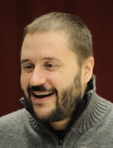 Catalan playwright Marc Rosich