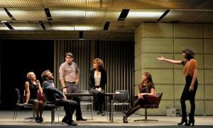 Aventura! T de Teatre, dir. Alfredo Sanzol photo by David Ruano