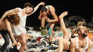 Tauberbach by Alain Platel / Munich Kammerspiele / Ballets C de la B
