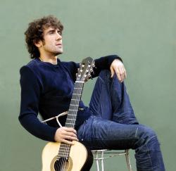 Guitarist and singer Ferran Savall