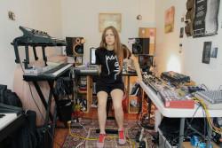 Laurel Halo - electronic musician
