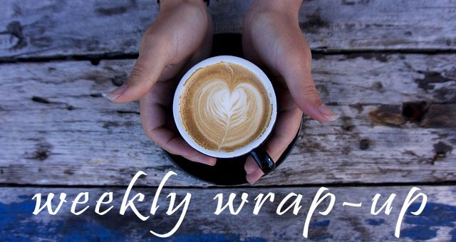 Come join me for our weekly wrap-up at www.lookingformarbles.com
