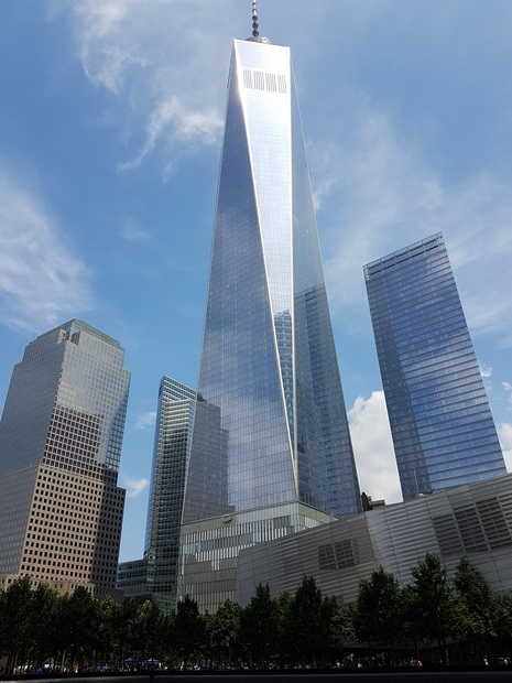 Freedom Tower One World Center