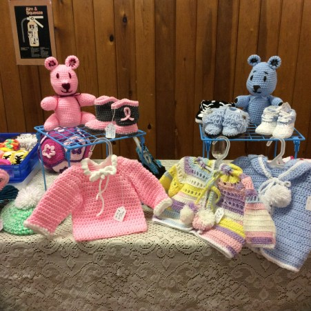 Crocheted Clothes by Pam