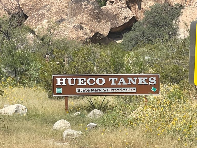 Hueco Tanks State Park