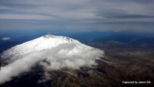 Flying Towards Mt. St. Helens (14)