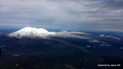 Flying Towards Mt. St. Helens (3)