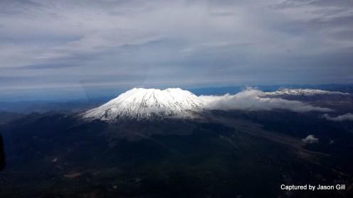 Flying Towards Mt. St. Helens (5)