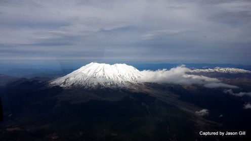 Flying Towards Mt. St. Helens (6)