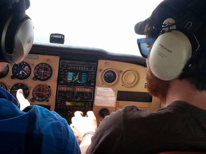 Jason Jeffrey Flying