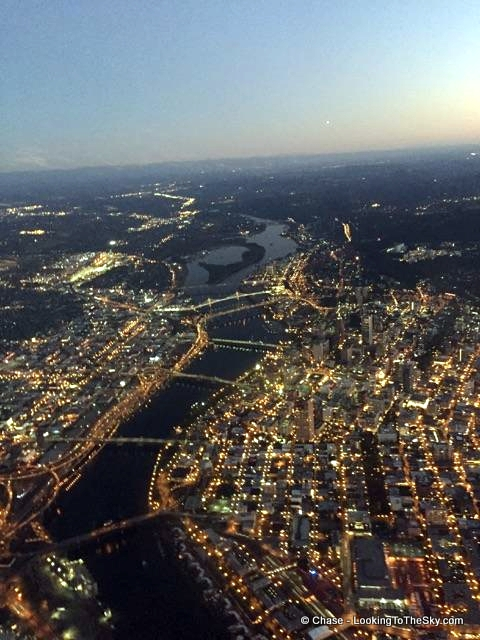 Portland At Night (3)