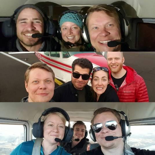 Flying Folks
