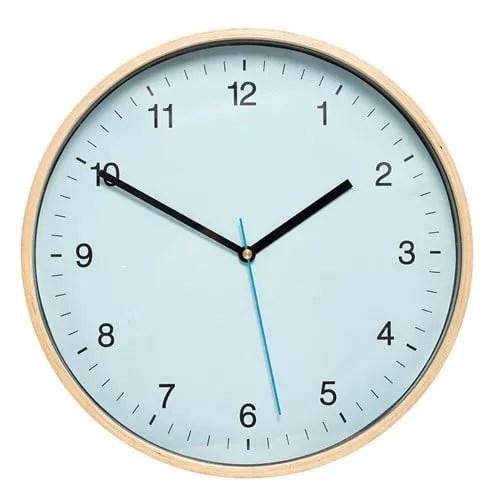 Zegar ścienny Blue