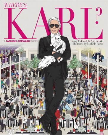 ksiazka Where's Karl