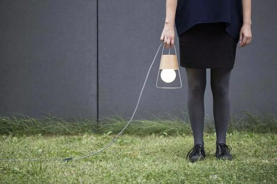 HOP Design – Lantern Lamp 10