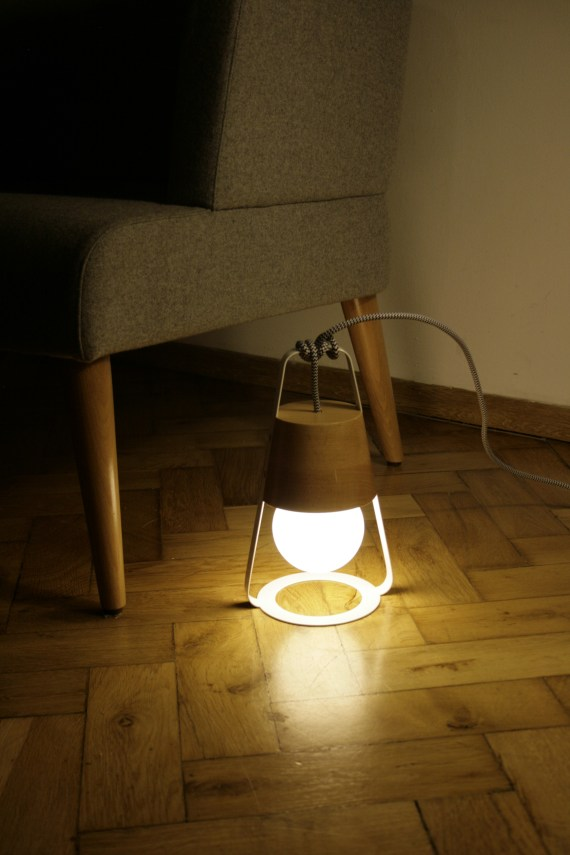 HOP Design – Lantern Lamp 17