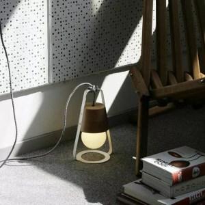 Latarnia Hop Design, uniwersalna lampka