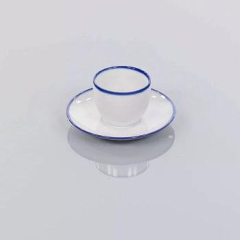 filizanka herbata ćmielów Blue Line