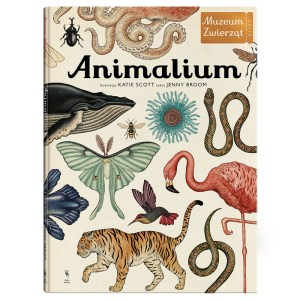 ANIMALIUM okładka