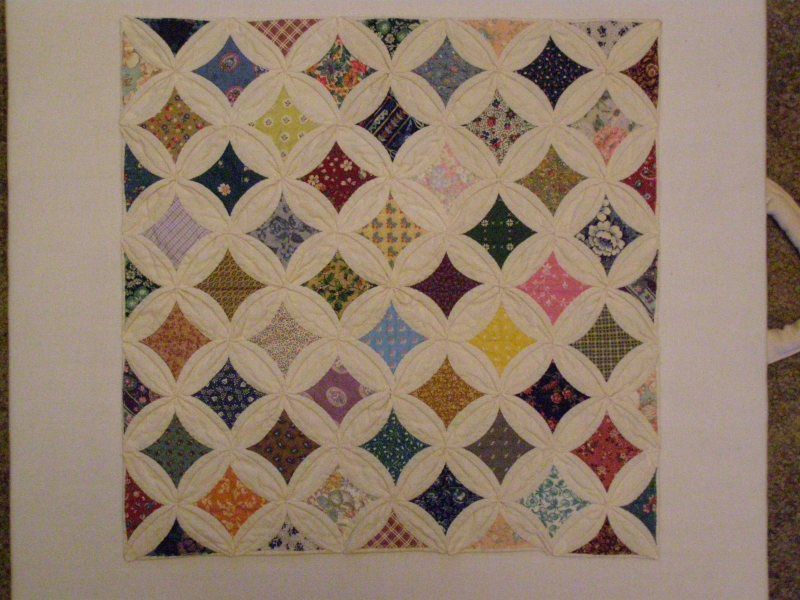 Who is the Lookout Mountain Quilter? by Diane