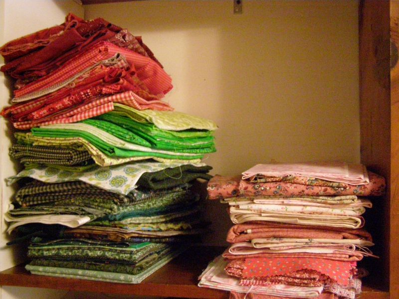 Is Your Fabric in a Wad?