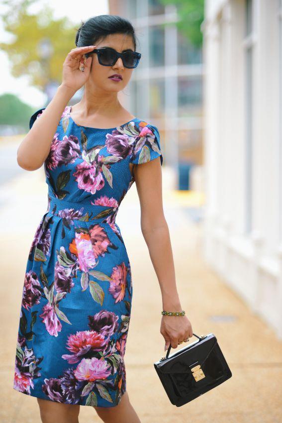 летнее платье футляр фото