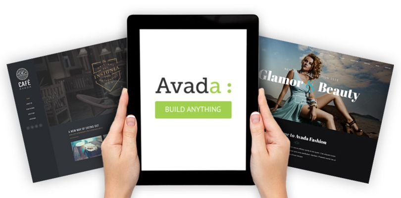 Avada WordPress Theme — Build everything