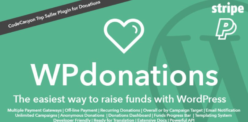 WP Donations